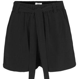 NWT mbyM Juanita Tie-Belt Paperbag Shorts